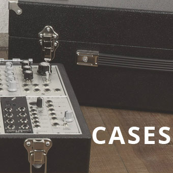 Eurorack Modular Synthesizer Cases