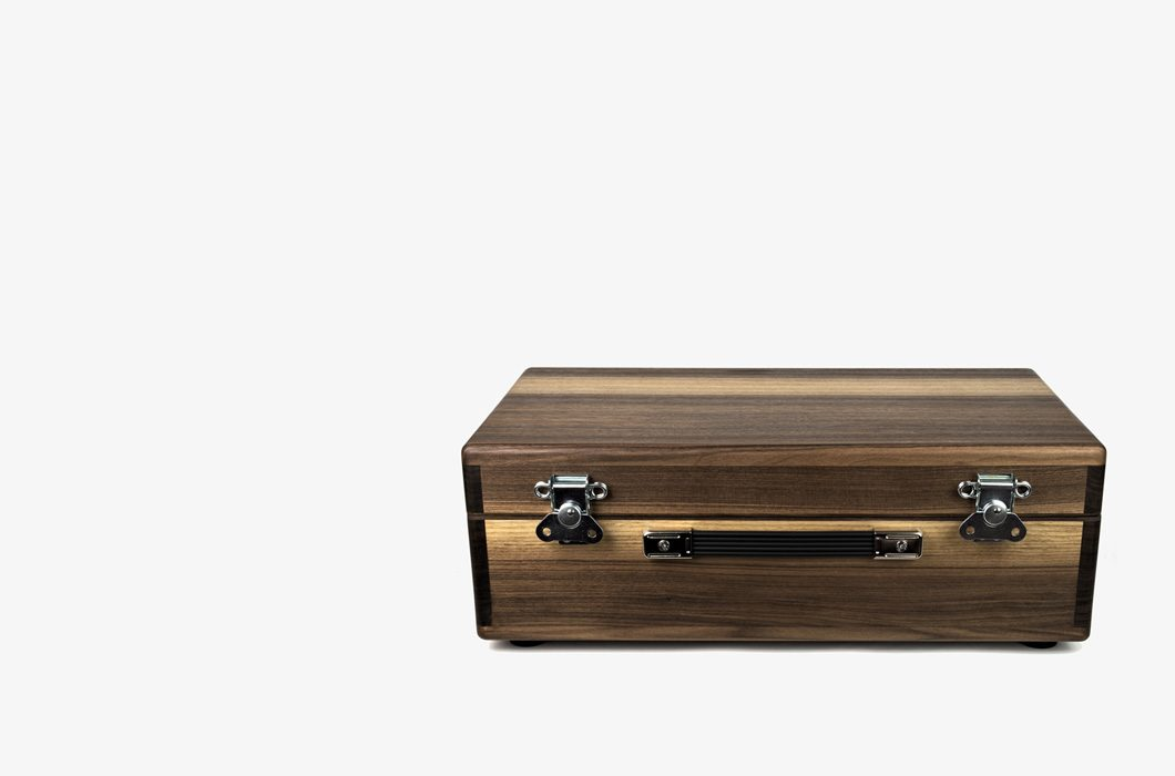 Modular Case Walnut